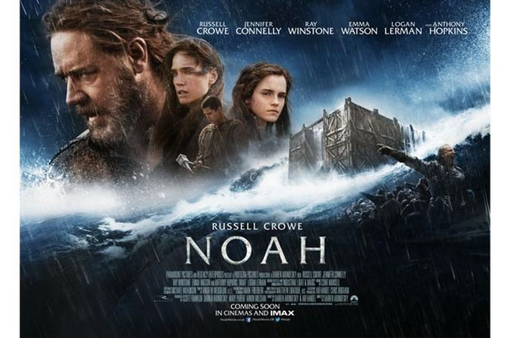 Win tickets to Noah premiere in Edinburgh
