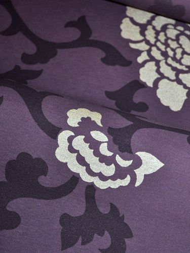 Arbour Mulberry Purple Roller Blind from Blinds 2go