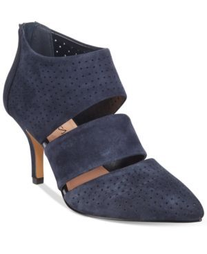 Bella Vita Danica Pumps - Blue 6.5WW