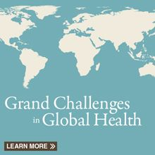 """Grand Challenges in Global Health - """"The Bill & Melinda Gates Foundation recognizes that solving our greatest global health issues is a long-term effort. Through Grand Challenges in Global Health, the Foundation is committed to seeking out and rewarding not only established researchers in science and technology, but also young investigators, entrepreneurs and innovators to help expand the pipeline of ideas to fight diseases that claim millions of lives each year."""""""