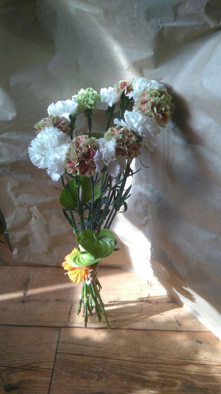 Dianthus bouquet