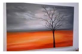 Resultado de imagen para cuadros faciles de pintar con acrilico