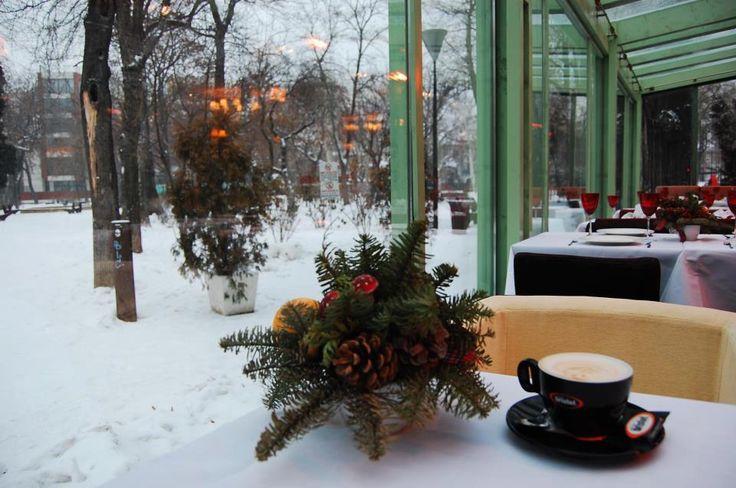 Winter @ Restaurant Gargantua In The Park