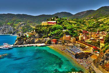 Monterosso nelle Cinque Terre