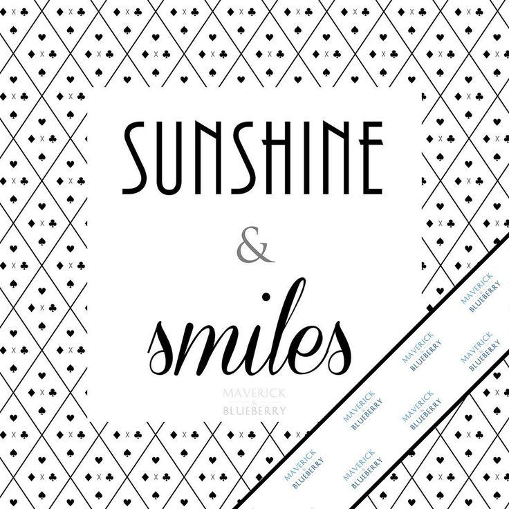 H001: Sunshine and Smiles