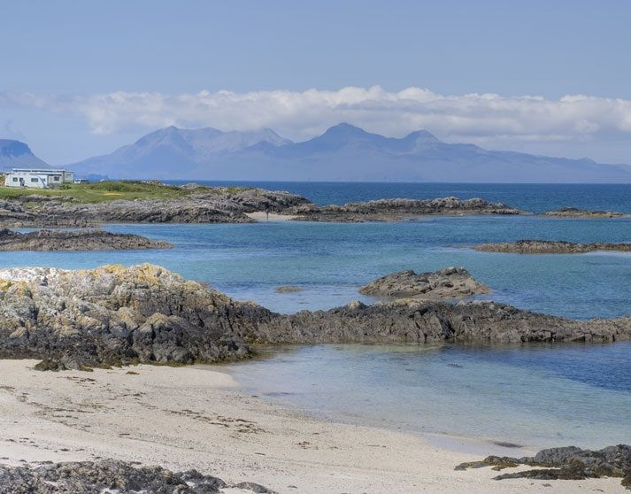 Scottish Coastline | Scottish Highlands meets the wonderful stretch of coastline ...
