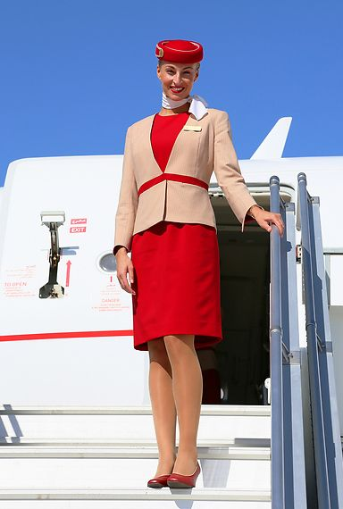 Emirates Executive Cabin Crew