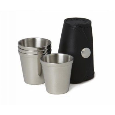 Steel Cup Set made by Brady Bags in West Midlands