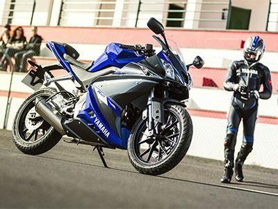 Fotos Yamaha YZF-R125 2014