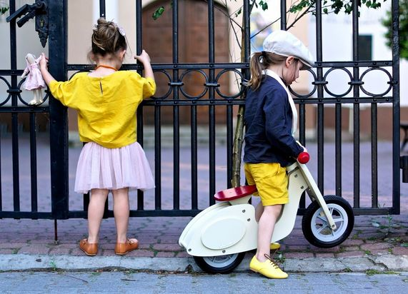 #graindechic. Clothes for children, Sunflower clothes for girls and boys.