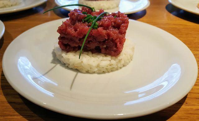 Cucina Spartana: Battuta di carne al giapponese