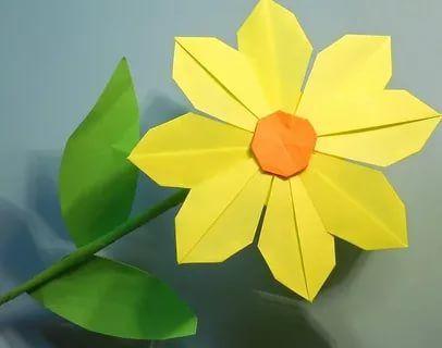 поделки из бумаги цветы своими руками: 71 тис. зображень знайдено в Яндекс.Зображеннях