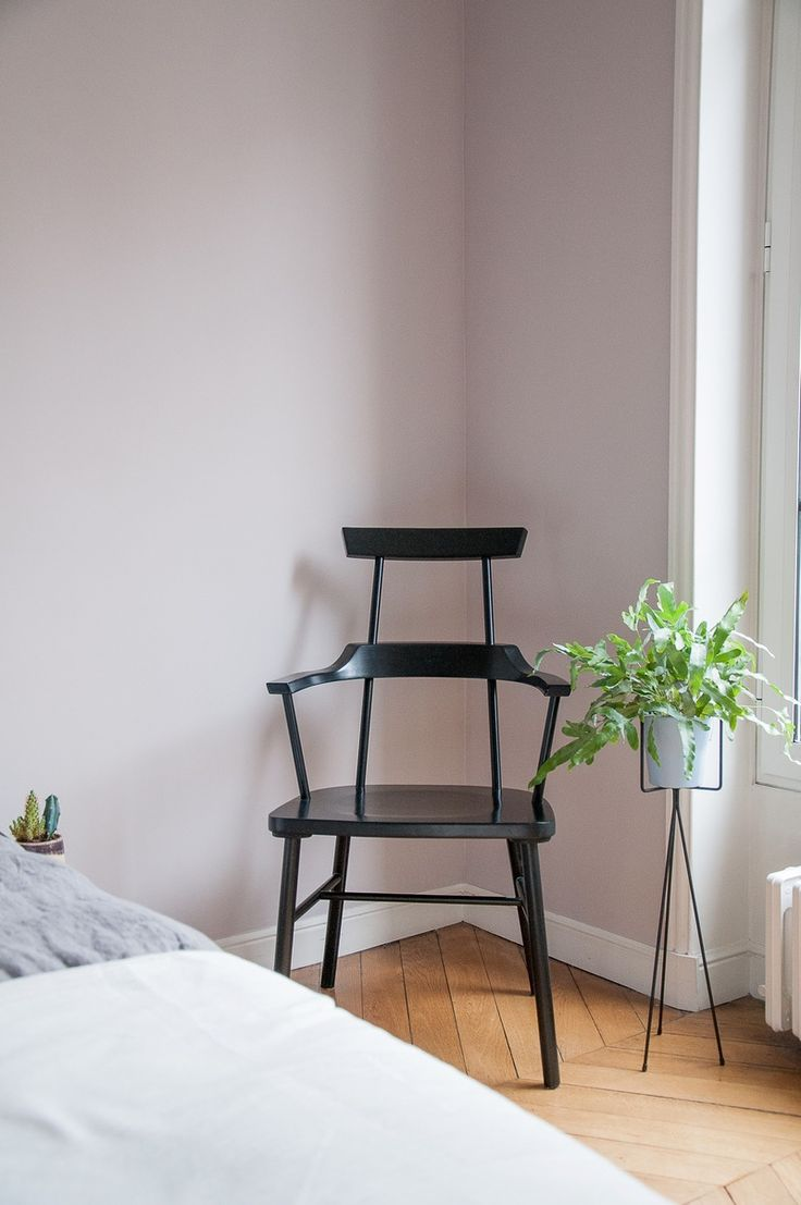 Hello, Apartment Therapy readers! I am beyond excited to share the results of our newly painted bedroom! First, I want to thank everyone who voted and commented on my before post. All of your ideas & help in deciding the perfect colour for our room were so inspiring. It was a close race, but in the end, Farrow & Ball's Peignoir No. 286 won! See How It Looks