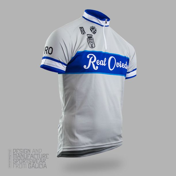 Maillot Real Oviedo