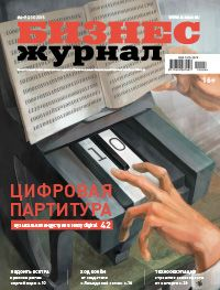 Бизнес-журнал 2015/06-07 | Автор -- Аля Ермакова через дизайн-биржу Dizkon.ru