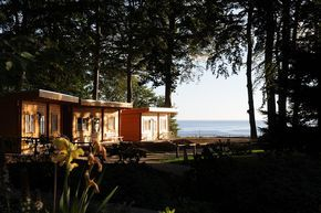 Bungalow in Bansin Usedom