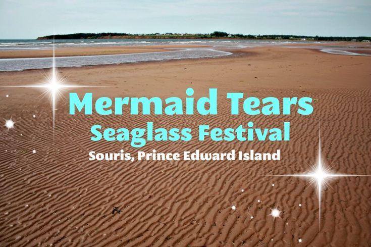 Mermaid Tears Seaglass festival