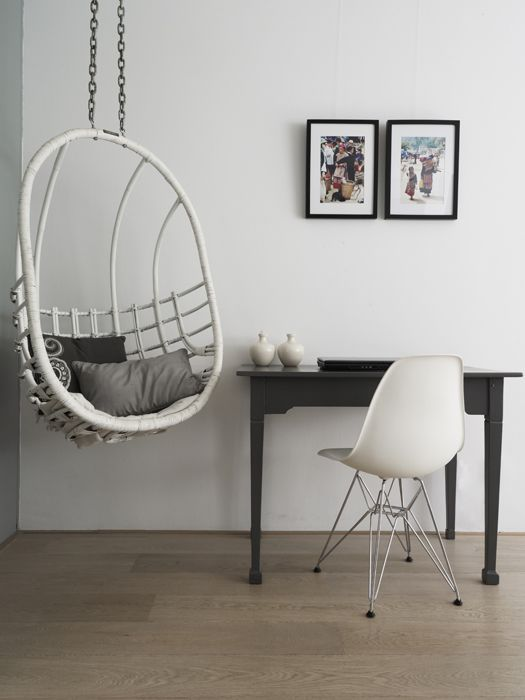 oh with a relaxing swing chair