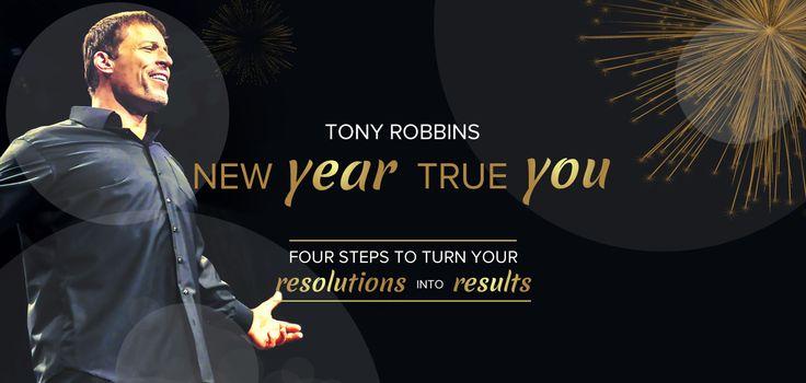 New Year True You - Tony Robbins Gift   AISUCCES