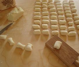 Ricetta gnocchi express senza patate pubblicata da wlapappa - Questa ricetta è nella categoria Primi piatti