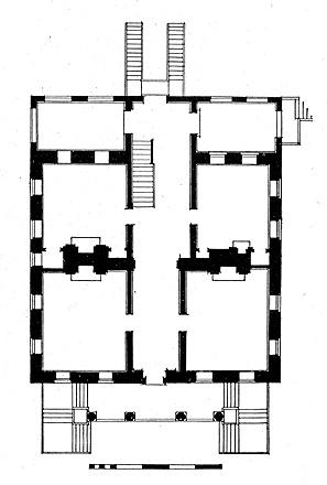Miles Brewton House, Charleston, South Carolina, 1765 1769   1st Floor Plan  | Architecture | Pinterest | Charleston South Carolina And Architecture