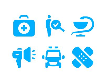 """Check out new work on my @Behance portfolio: """"MedAboutMe iconography""""…"""