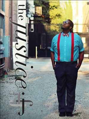 Meet Tyler, Editor of Plus Size Men's Fashion Mag, The Justice