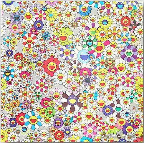 Такаши Мураками (Takashi Murakami)_art_поп-арт_11