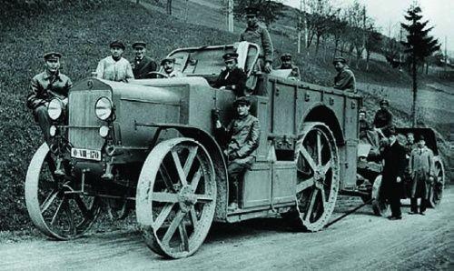 Škoda U. Tahač firmy První českomoravská továrna na stroje a.s. v Praze, vyráběný v letech 1920-1921 akciovou společností Škoda.