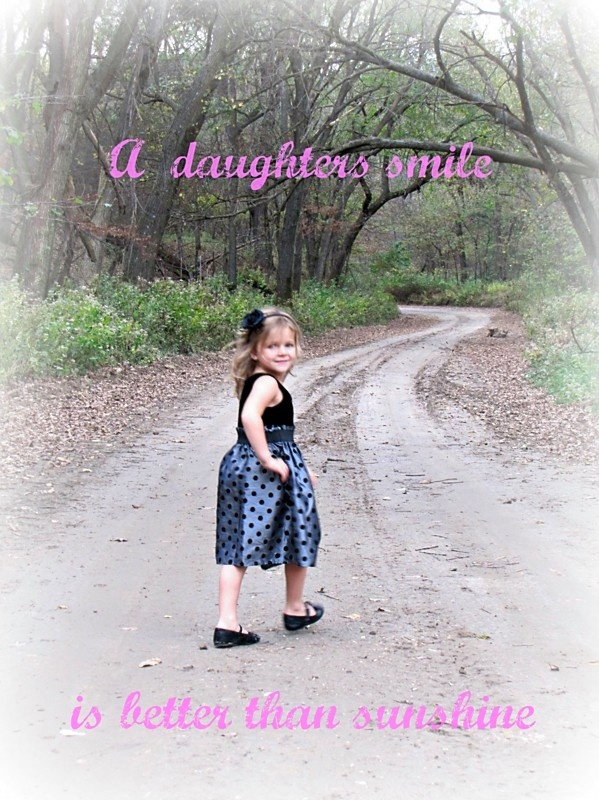 A Daughters Smile Is Better Than Sunshine Meaningful Inspirtation