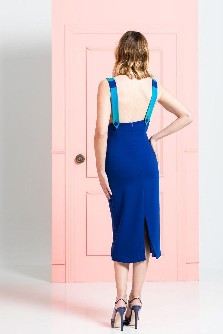 Famoso Vestido Azul Boda Ideas Ornamento Elaboración Festooning ...
