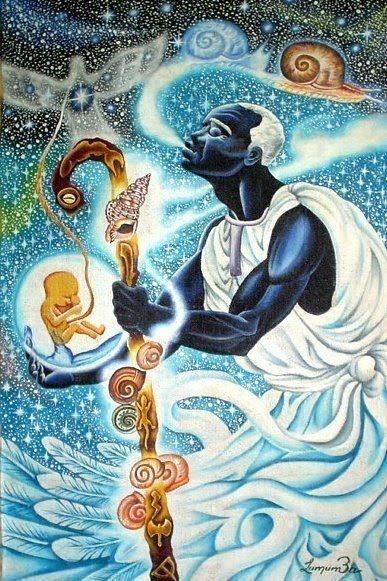 ♫ Oxalá meu pai, abençoa ,perdoa / Seus filhos aqui da terra / Sua benção meu pai e a sua luz / O seu perdão e o seu amor ♫
