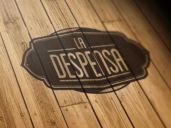 La despensa by Sazky TM, via Behance