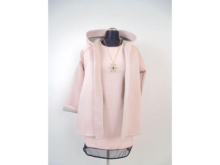 Elegantný plášť Kamilka - Nina Luxury - dámske oblečenie a doplnky