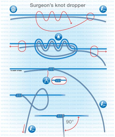 179 best images about fishing knots on pinterest carp for Bass fishing knots
