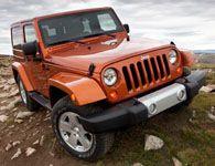 2007-present  Jeep Wrangler (JK)