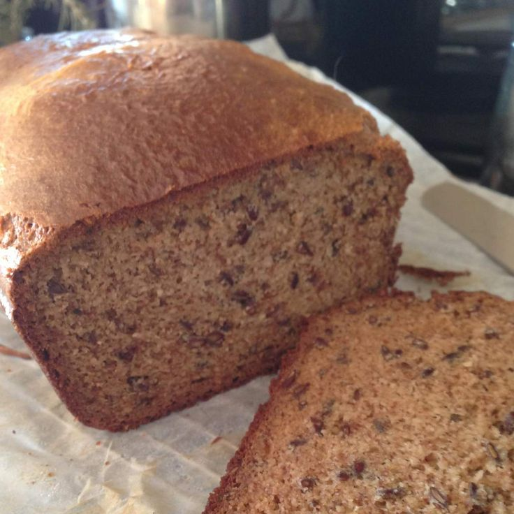 Recipe Paleo Bread (converted from Elena's Pantry by www.wholefoodiekitchen) by Suzanne Mosca - Recipe of category Baking - savoury