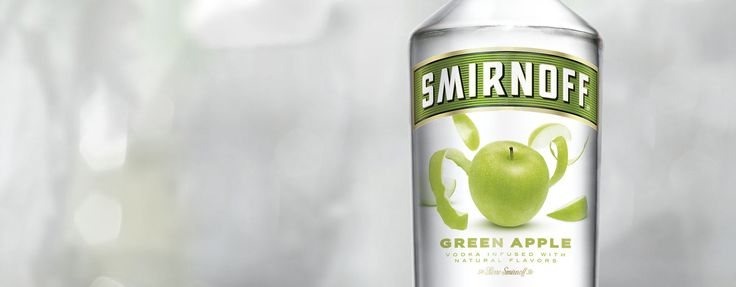 SMIRNOFF® Green Apple | Green Apple Vodka | Smirnoff