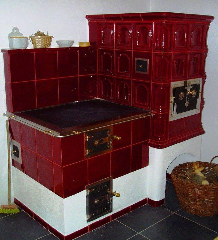 """Ki tudná elképzelni a otthonában ezt a """"kis csodát""""? <3 www.cserepkalyha-keszites.com"""