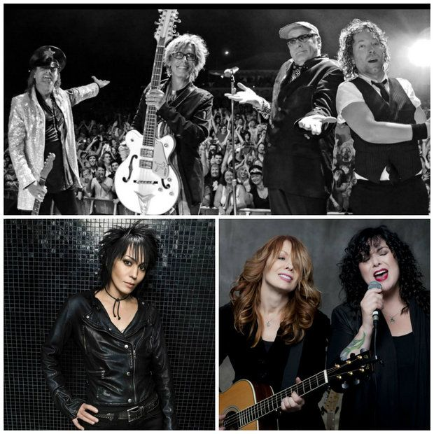 Heart, Joan Jett, Cheap Trick coming to Oak Mountain Amphitheatre on summer tour. http://www.al.com/entertainment/index.ssf/2016/01/heart_joan_jett_cheap_trick_co.html