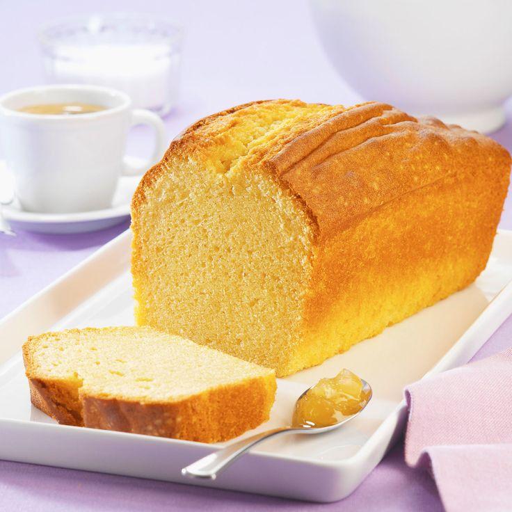 Découvrez la recette Gâteau nature sans yaourt sur cuisineactuelle.fr.