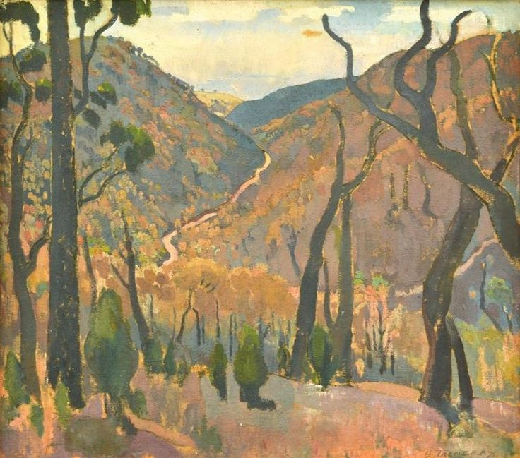 horace trenerry paintings | Horace Trenerry - List All Works