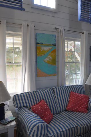 Love The Walls, Couch, Painting