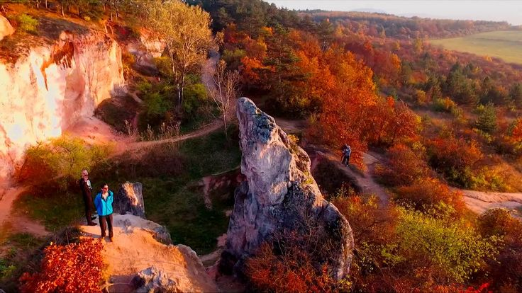 Beautiful drone video from Hungary - Coolside video