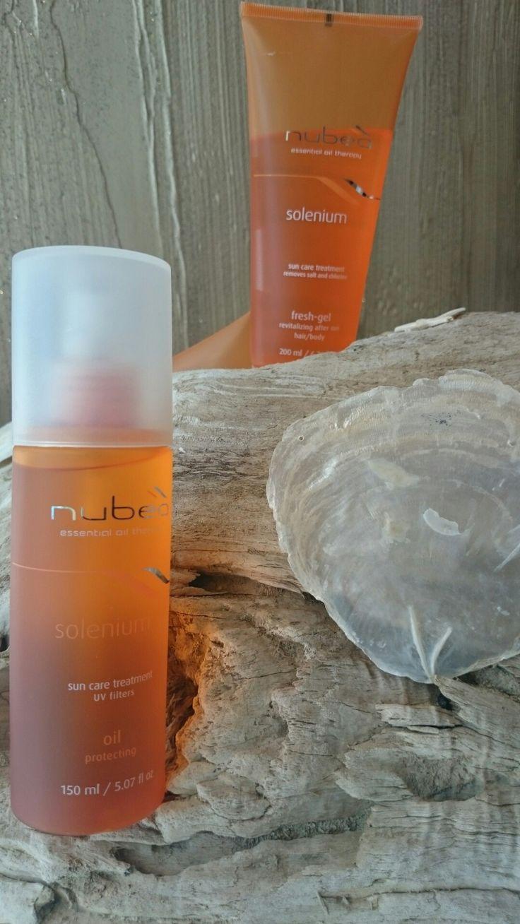 Solenium fresh-gel gel doccia  capelli corpo  con Oli essenziali lavanda eucalipto anti SALE  e CLORO