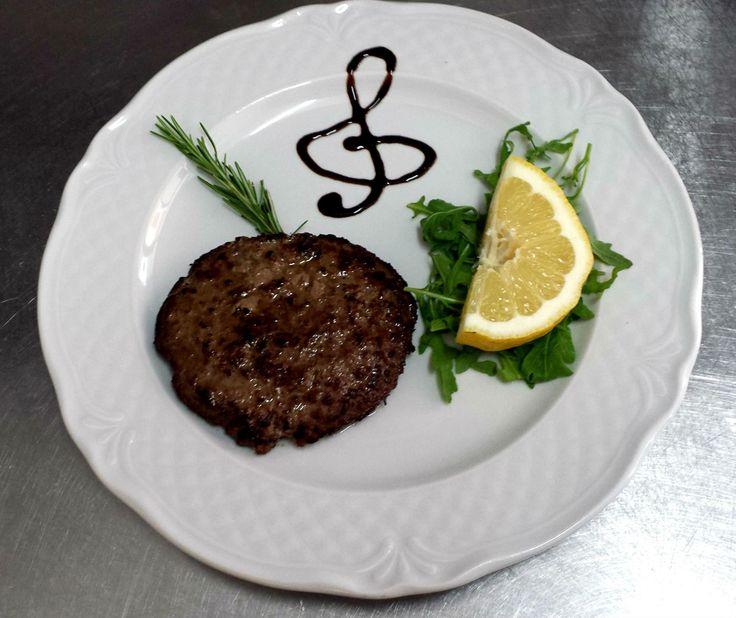 Burger di Chianina targato #Amadeus