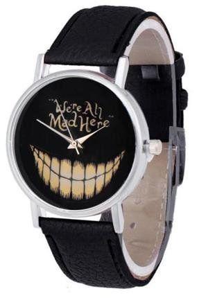 Kup mój przedmiot na #vintedpl http://www.vinted.pl/akcesoria/bizuteria/16125788-zegarek-z-usmiechem-oraz-napisem