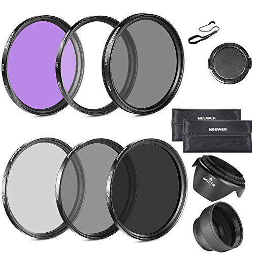 Neewer 67MM Lens Filter Kit:UV,CPL,FLD,ND2,ND4,ND8 and Le... https://www.amazon.co.uk/dp/B00SMG9KLE/ref=cm_sw_r_pi_dp_U_x_410ZAbG57QKNJ