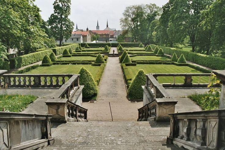 Zákupy zahrada