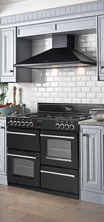 cream belling stove in kitchen - Google Search